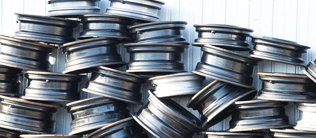 非金属リサイクル処理業