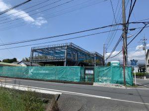 日誠電工新事務所進捗状況