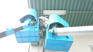 日誠電工9月_千葉県の台風被害における復旧作業
